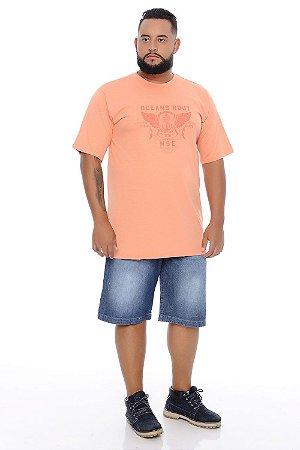 Camiseta Masculina Plus Size Bob