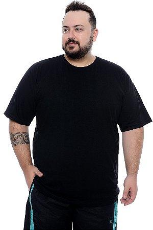 Camiseta Masculina Plus Size Rick