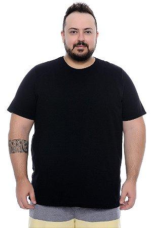 Camiseta Masculina Plus Size Abner