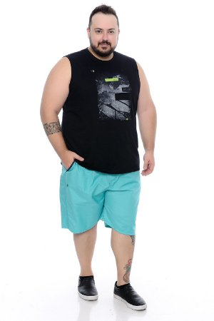 Bermuda Plus Size Adam