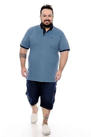Bermuda Jeans Plus Size Miro
