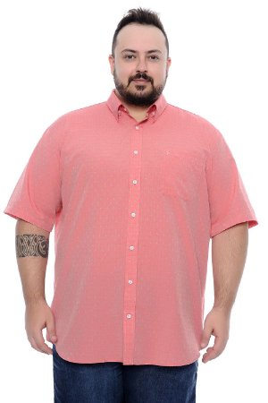 Camisa Plus Size Axel