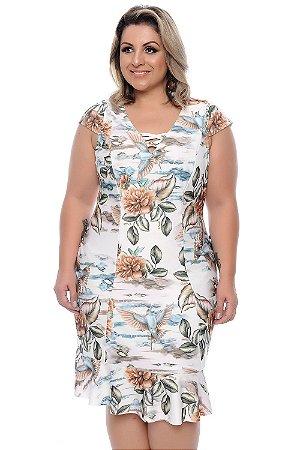 Vestido Plus Size Anahi