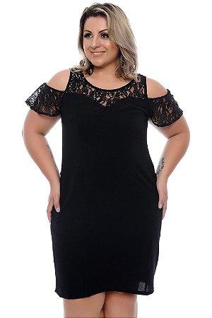 Vestido Plus Size Nicholy