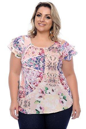 Blusa Plus Size Enora