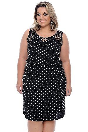 Vestido Plus Size Leigh