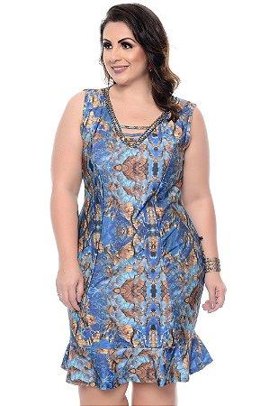 Vestido Plus Size Sonja