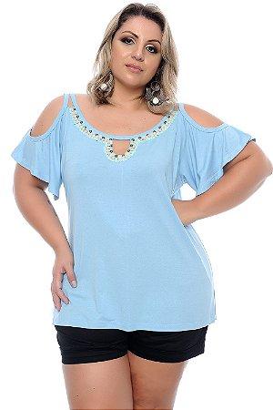 Blusa Plus Size Alexis