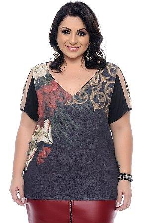 Blusa Plus Size Tabitha