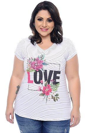 T-shirt Plus Size Maha