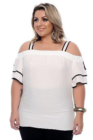 Blusa Plus Size Janie