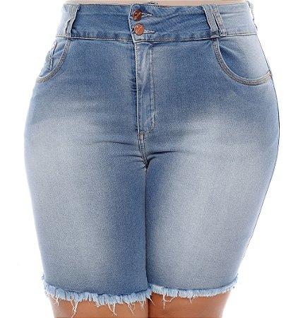 Bermuda Jeans Plus Size Giany