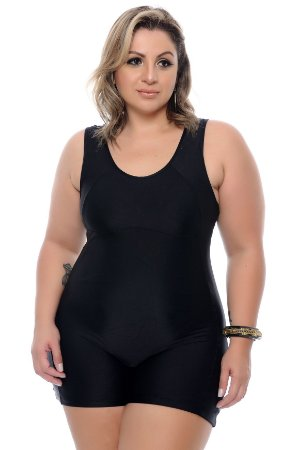 Maiô Perninha Plus Size Tinguá