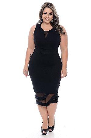 Vestido Plus Size Liandra