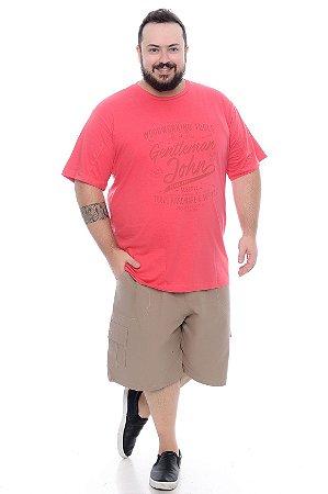 Camiseta Plus Size Lemuel