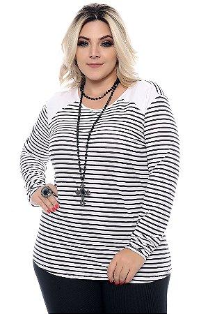 Blusa Plus Size Julliann