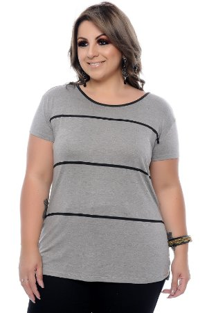 Blusa Plus Size Lille