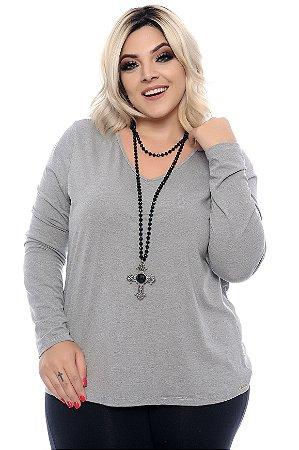 Blusa Plus Size Vette