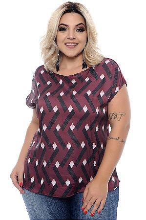 Blusa Plus Size Maluh