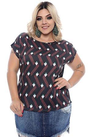 Blusa Plus Size Erlinda