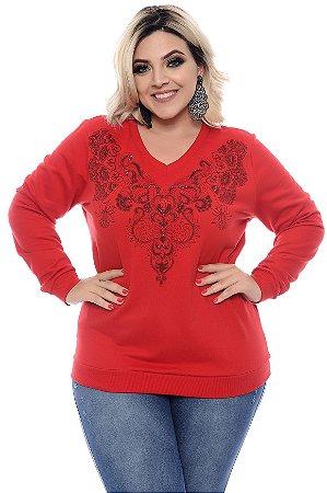 Blusão Plus Size Ella