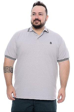 Camisa Polo Sortida Plus Size Jonas