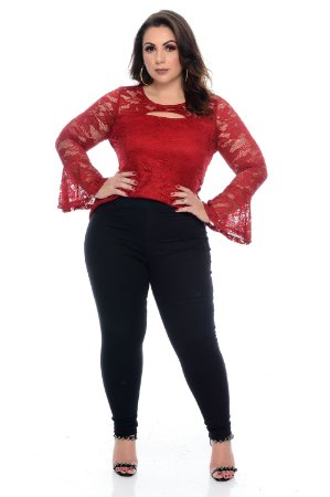Blusa Plus Size Sivir