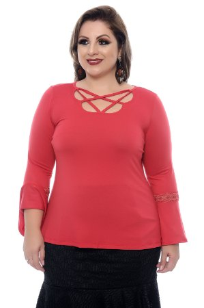 Blusa Plus Size Areta