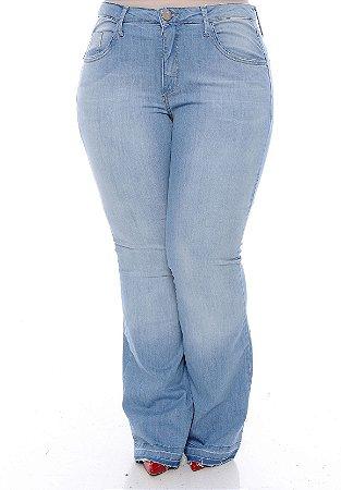 Calça Jeans Plus Size Oklahoma