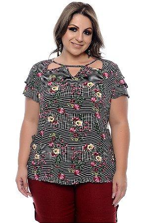 Blusa Plus Size Sirlei