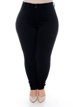 Calça Skinny Plus Size Candela