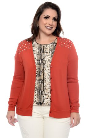 Cardigan Plus Size Kendice