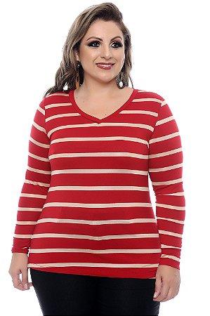 Blusa Plus Size Keria