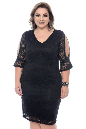 Vestido Plus Size Marsha