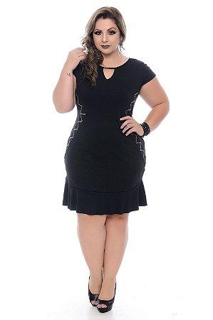 Vestido Plus Size Gree