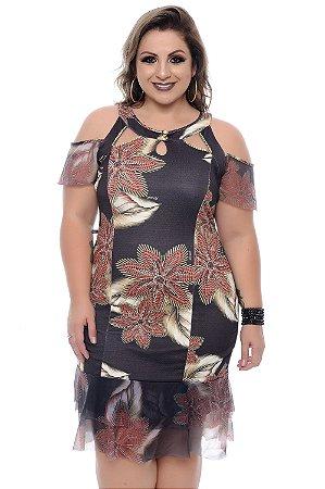 Vestido Plus Size Maricruz