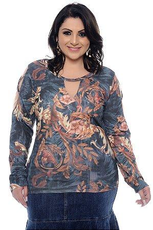 Blusa Plus Size Judith