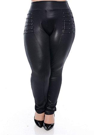 Calça Legging Plus Size Nicholia