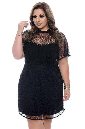 Vestido Plus Size Sairé