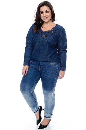 Bata Jeans Plus Size Noelise