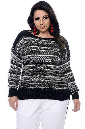 Blusa Plus Size Allis