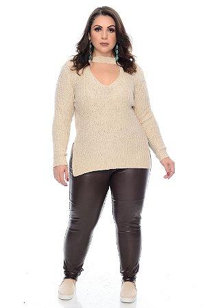 Blusa Plus Size Beatrice