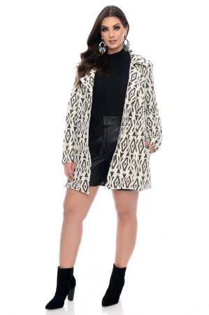 Trench Coat Plus Size Camby