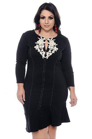 Vestido Plus Size Havis