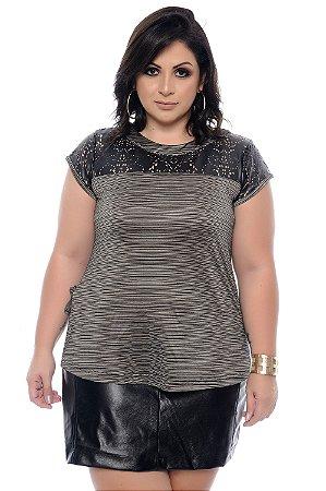Blusa Plus Size Araih