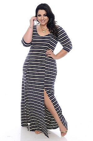 Vestido Plus Size Lucyne