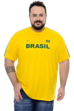 Camiseta Plus Size Hexa