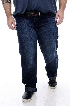 Calça Jeans Plus Size Justin