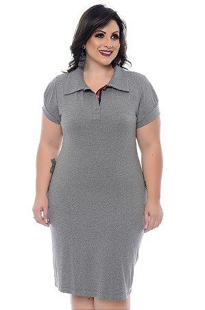 Vestido Plus Size Vivina