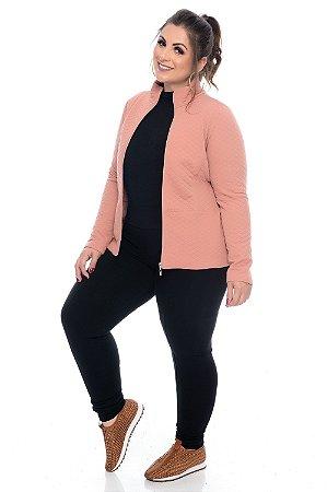 Jaqueta Plus Size Laene